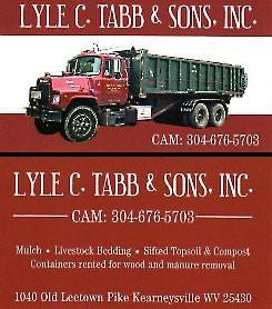Tabb Business Card