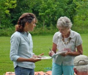 Julie Neely & Carole Brooks